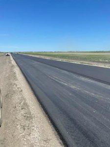 Hillsboro Airport Landing Strip